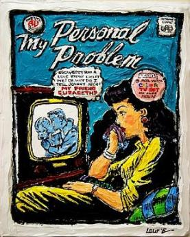 Leslie Lew - Personal Problem - Dear Abby