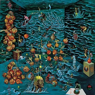 Suejin Chung - Brain Ocean 5
