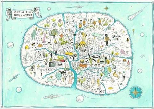 Andrew Rae - Map of the Inner World