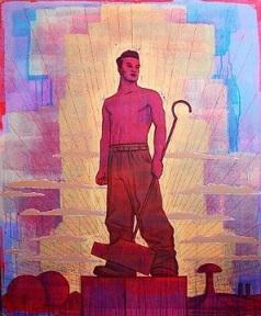 Tang Hui - Modern Worker