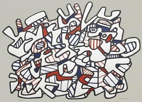 Jean Dubuffet - Organisme